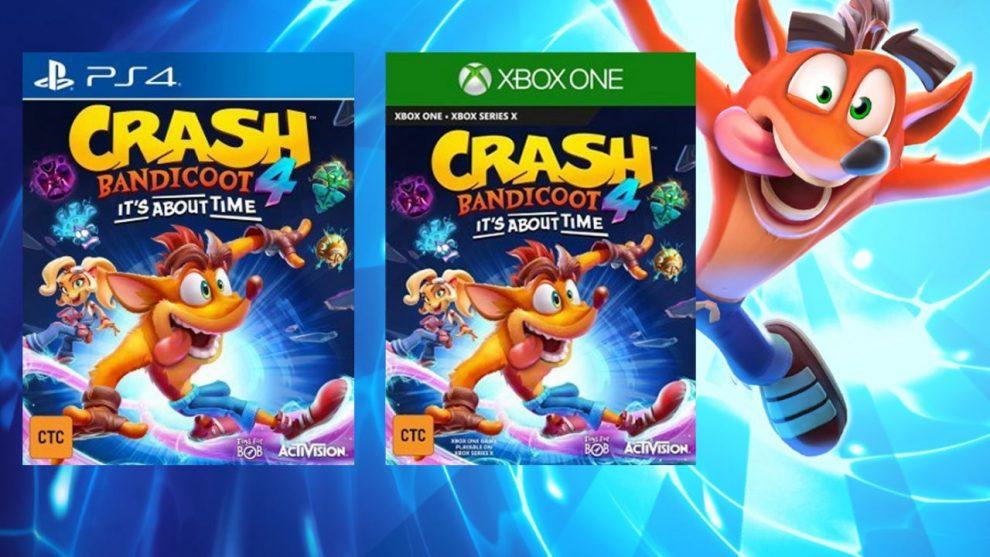 Crash Bandicoot 4 è stato valutato in Taiwan, annuncio a breve?