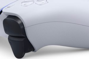 Texture del controller dualsense di PS5