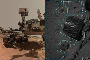 rover curiosity marte