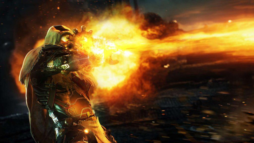 Pyromancer di Outriders
