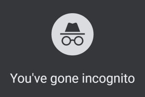 Google Chrome Modalità Incognito