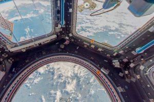 Google Maps ISS Spazio