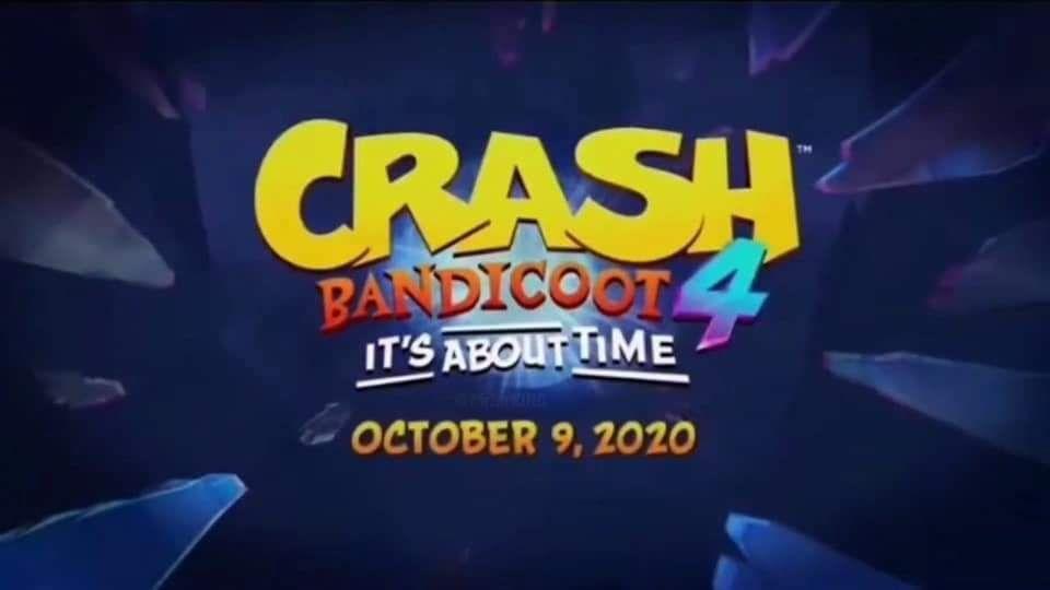 data d'uscita crash bandicoot