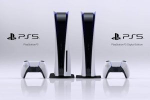 PS5 immagine design