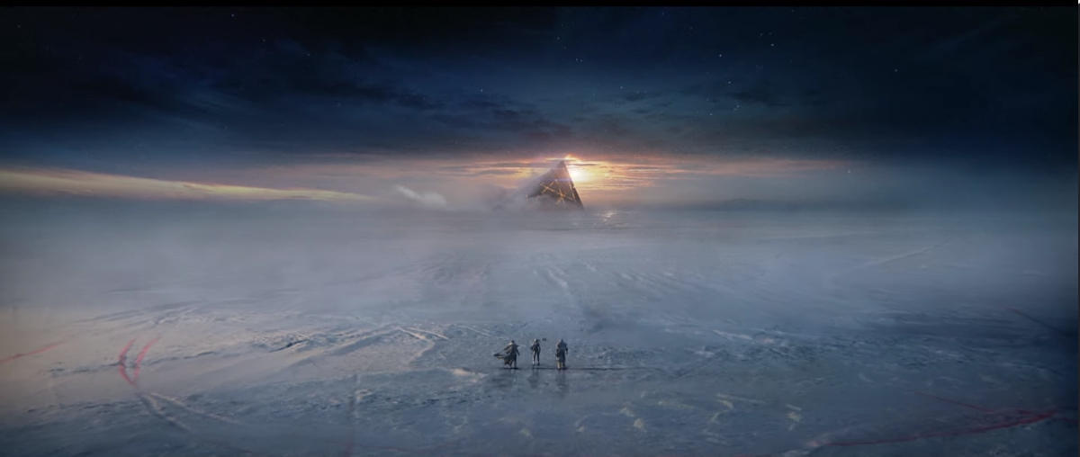 Nave a Piramide
