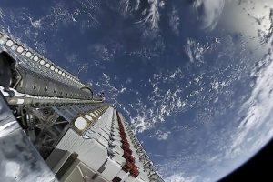 starlink spazio