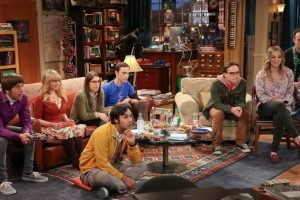 the big bang theory - tempo - guardare - droppare - tempo da dedicare