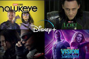 Serie tv Marvel su Disney plus
