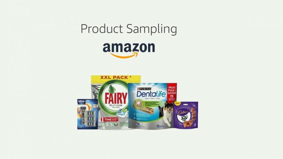 Amazon-Product-Sampling