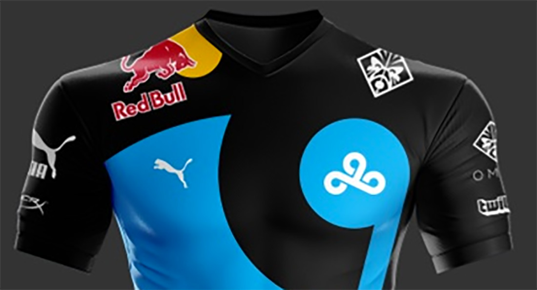 Team Esport, Cloud9 x PUMA