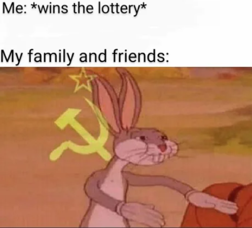 Communist Bugs Bunny