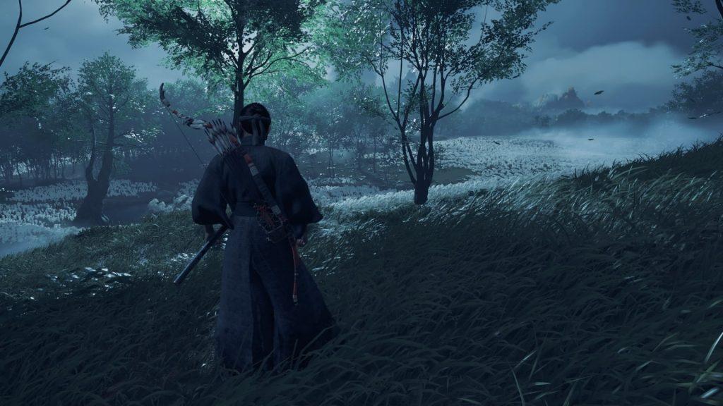 Ghost of Tsushima Night