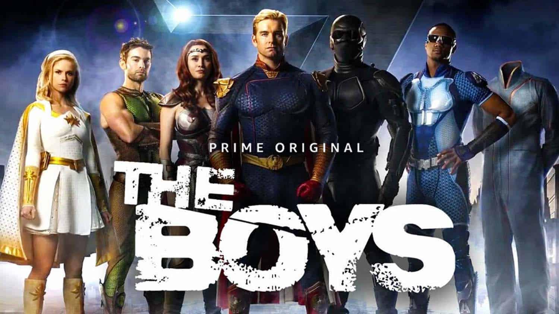 the boys locandina stagione 1