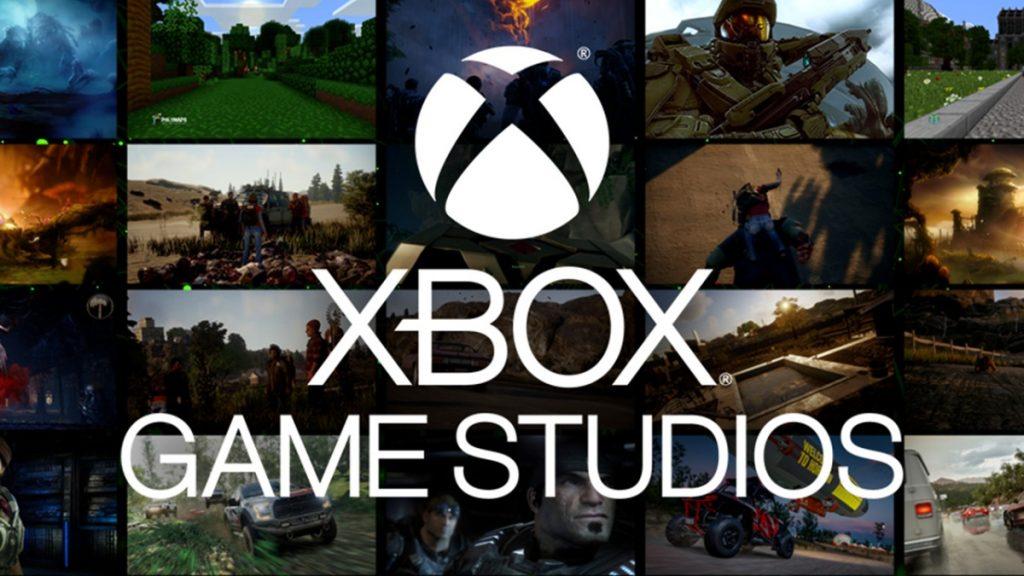 Logo degli xbox game studios