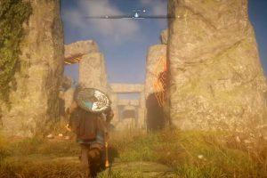 Stonehenge Assassin's Creed Valhalla