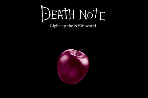 death note - death note light up the new world