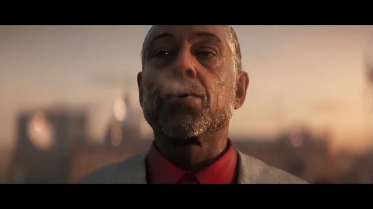 Anton Castillo di Far Cry 6