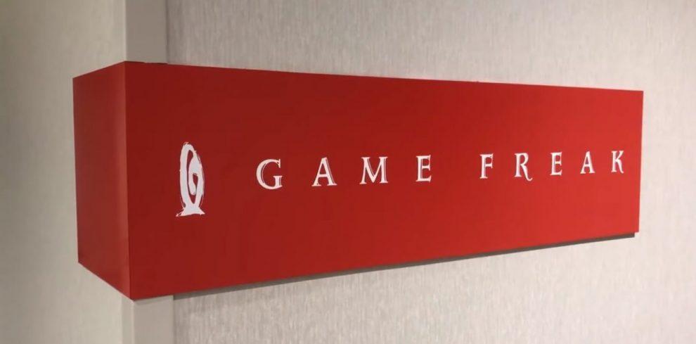Logo della Game Freak