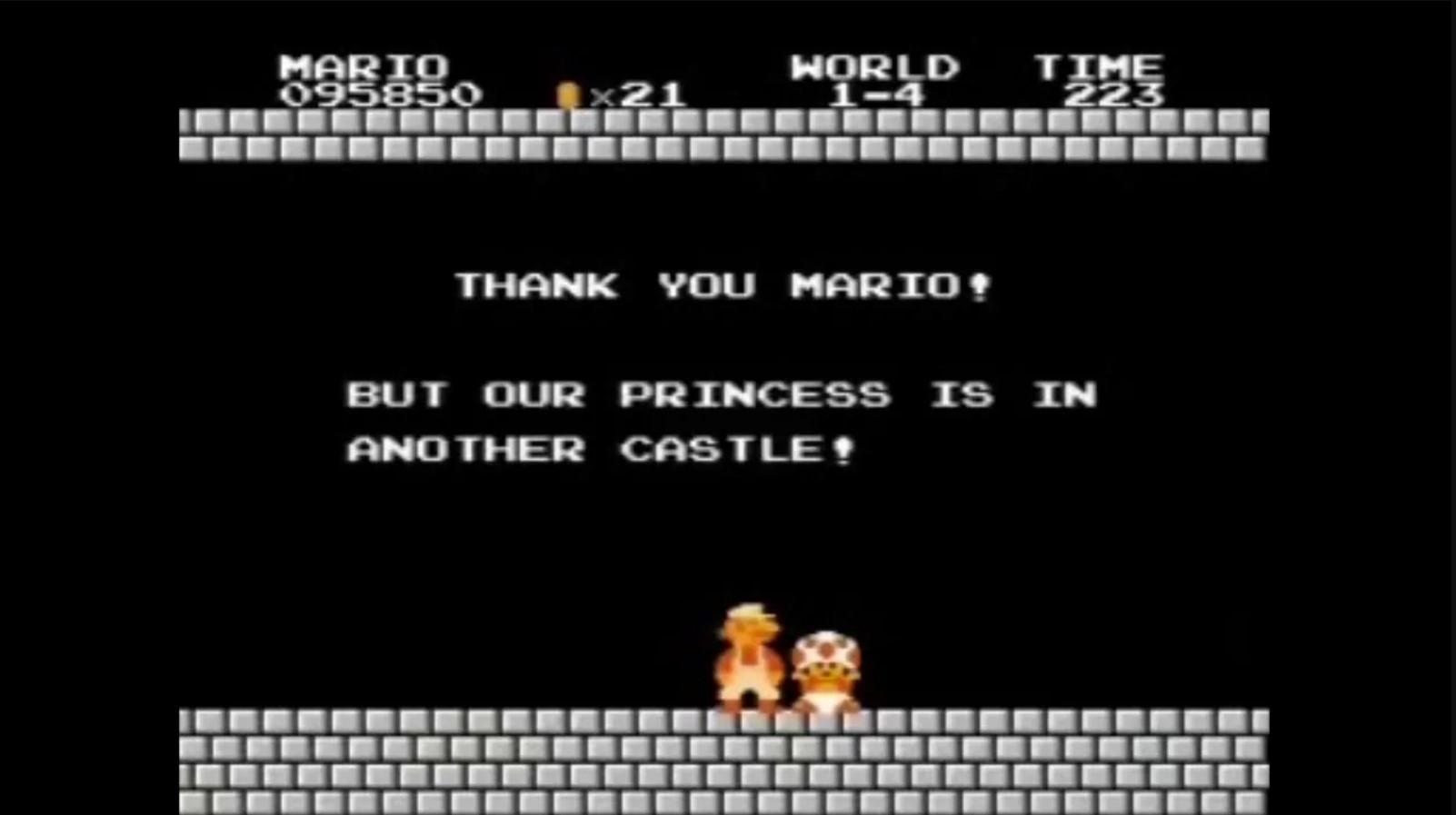 mario-principessa-castello