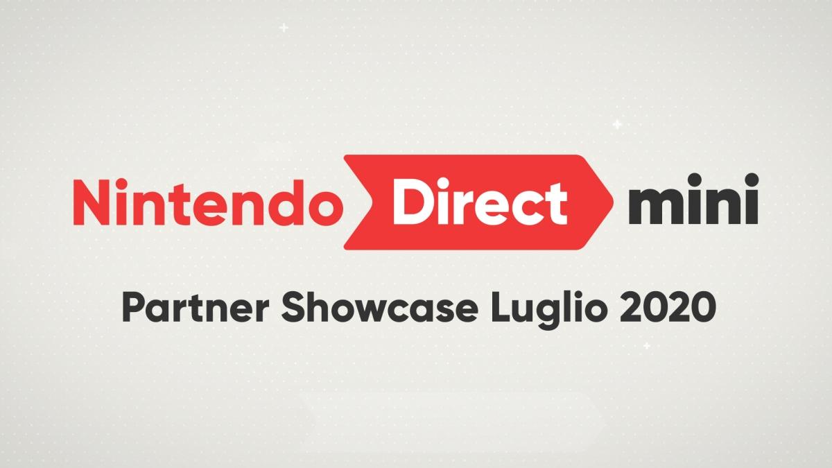 Annuncio Nintendo Direct Mini