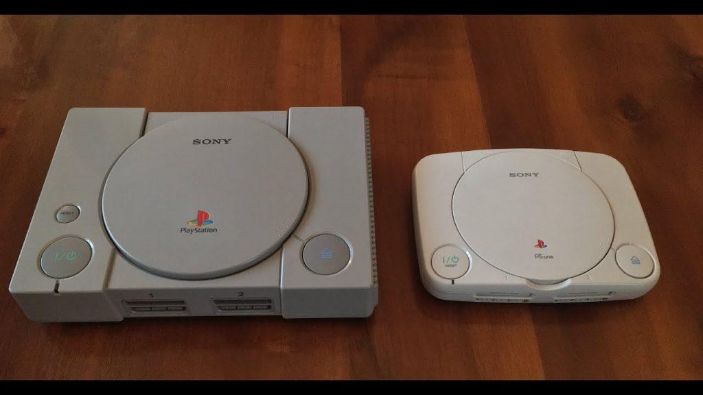 Due versione della prima Playstation