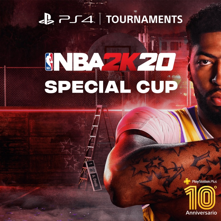 NBA 2K20 Special Cup