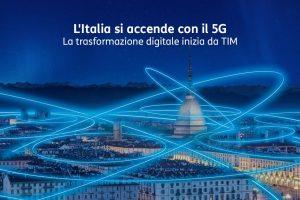TIM 5G Huawei