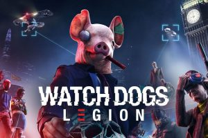 Copertina di Watch Dogs Legion