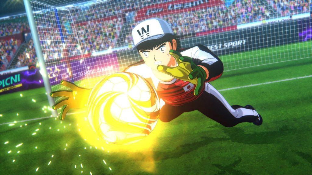 Captain Tsubasa benji