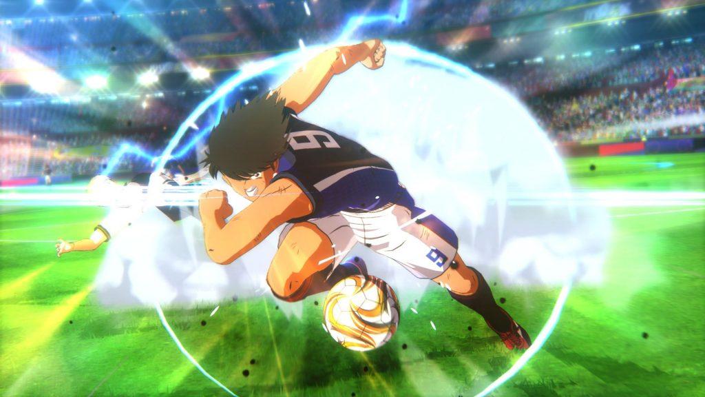 Captain Tsubasa mark lenders