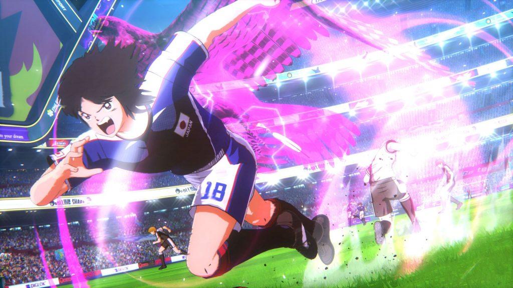 Captain Tsubasa power dribbling
