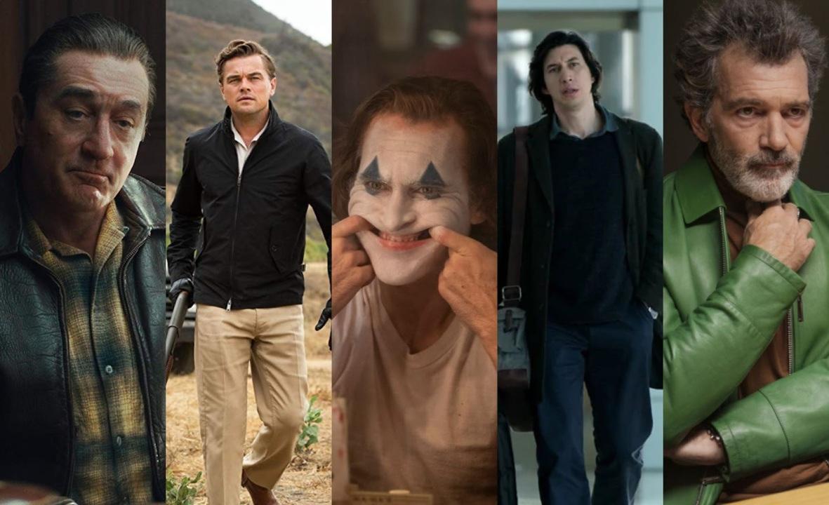 De Niro, DiCaprio, Driver, Phoenix, Banderas