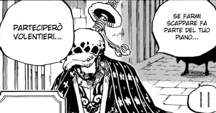Law One Piece