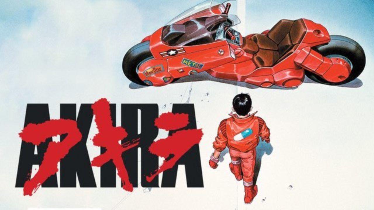 Anime sindrome - Akira