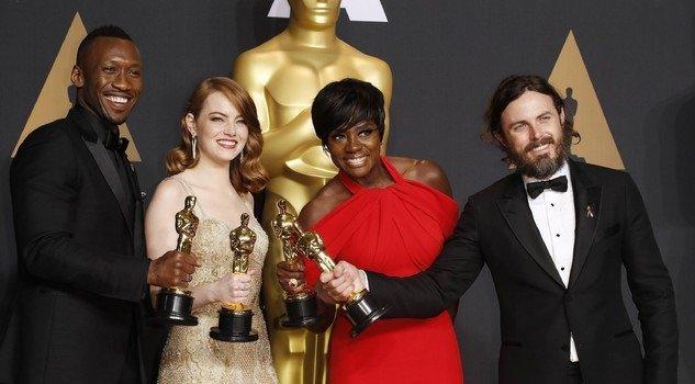 Migliori Attori agli Oscar