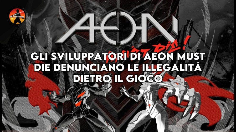 Aeon Must Die
