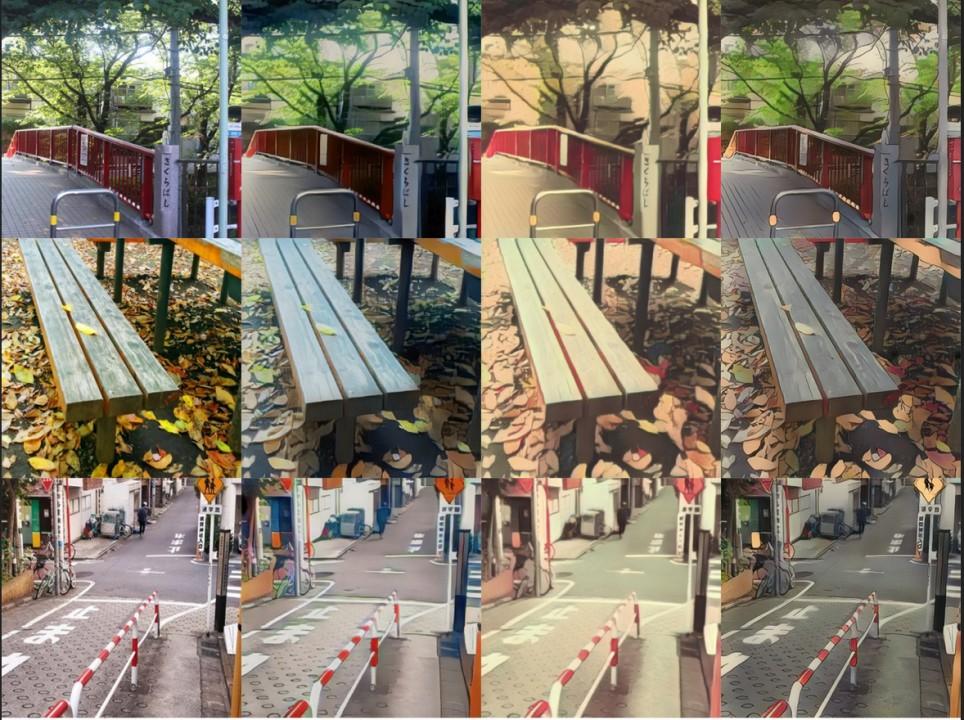 immagini renderizzate in stile anime