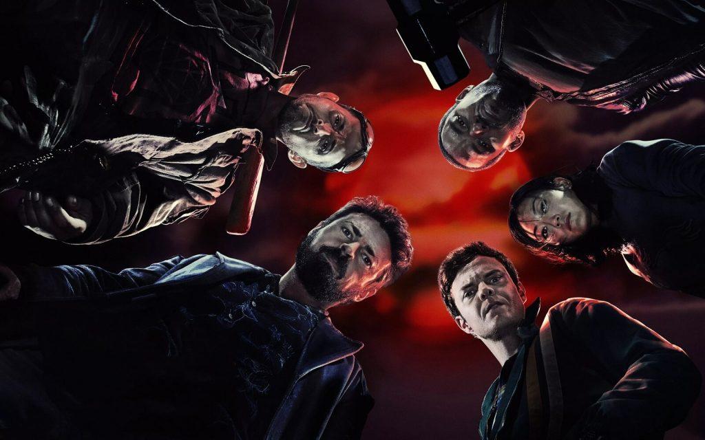 The boys 2 disponibile dal 4 settembre