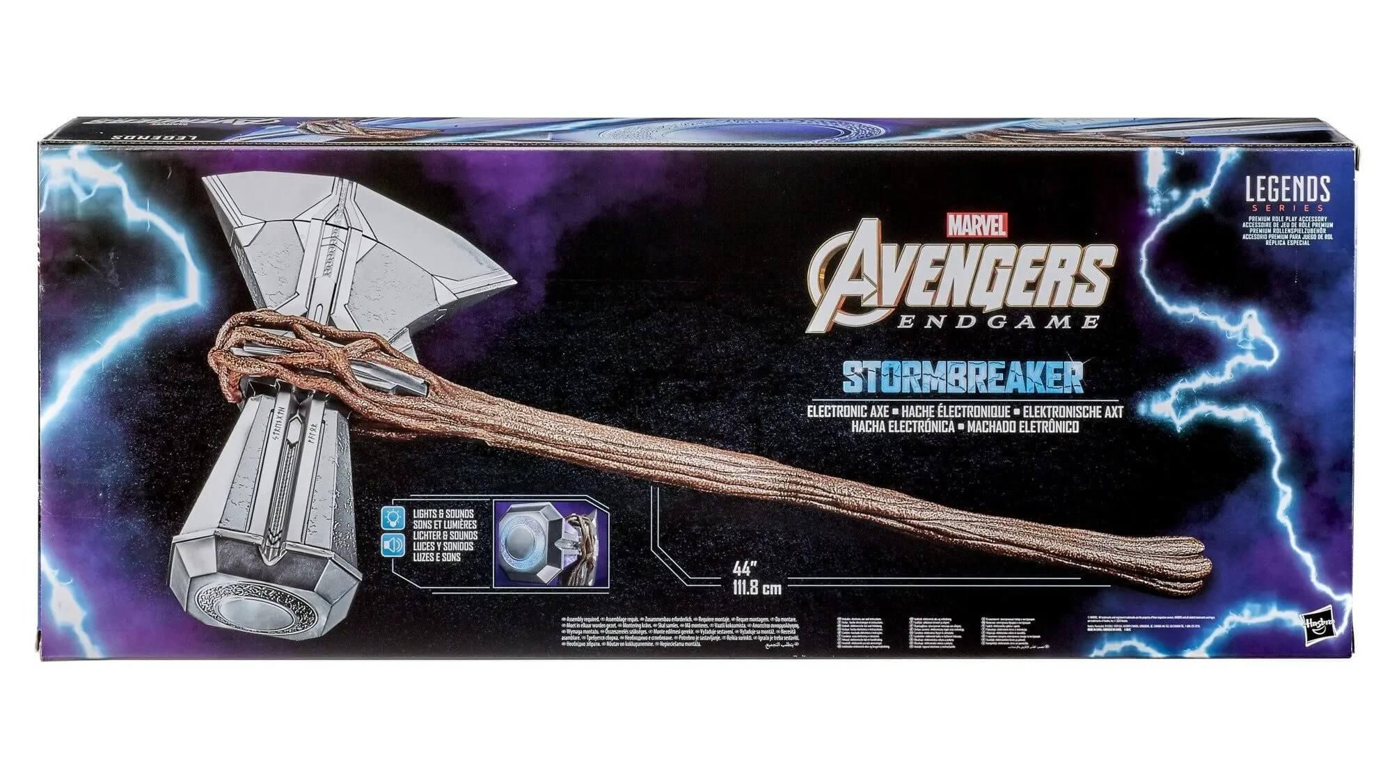 stormbreaker avengers
