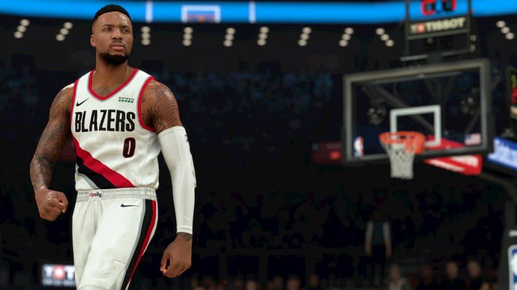 Lillard NBA 2k21
