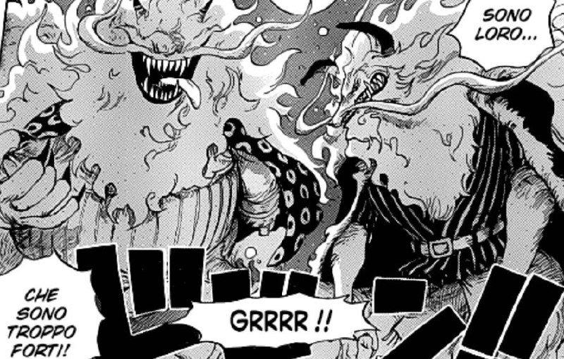 One Piece 991 Sulong