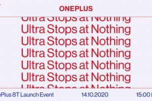OnePlus 8T data presentazione