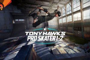 Tony Hawk's Pro-Skater 1+2
