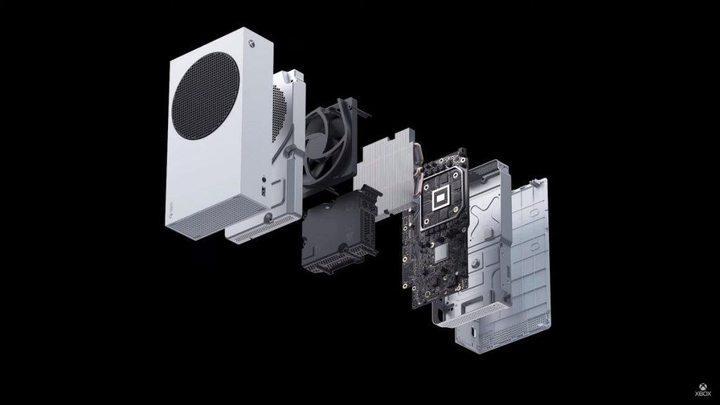 xbox series s hardware