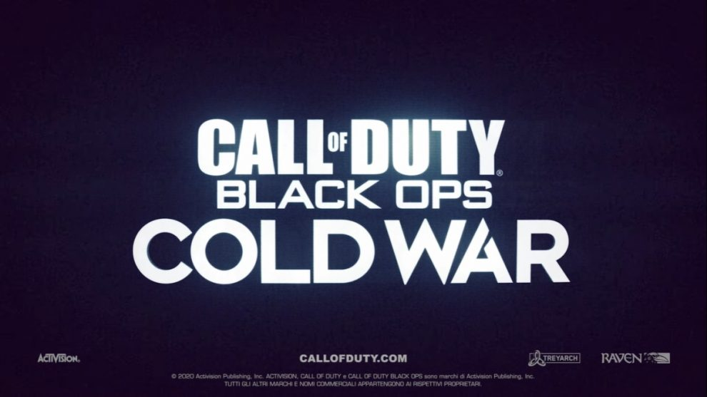 Call of Duty: Black Ops Cold War - nuovi dettagli per il multiplayer
