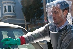 film contagion jude law