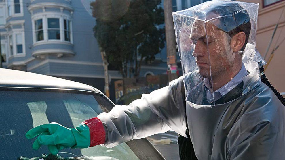 film contagion jude law