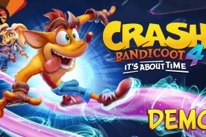 Crash Bandicoot 4: It's About Time anteprima