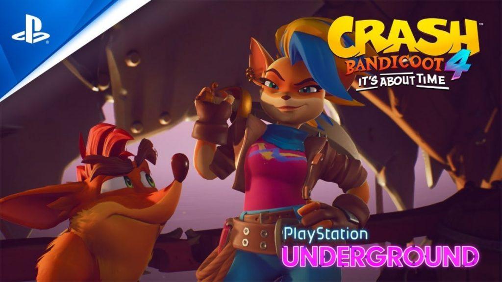 Crash Bandicoot 4 nuove trailer di gameplay