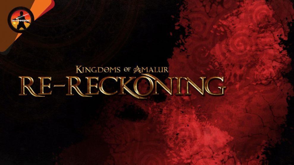 Kingdoms of Amalur: Re-Reckoning copertina